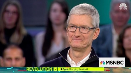 Tim Cook Seguridad