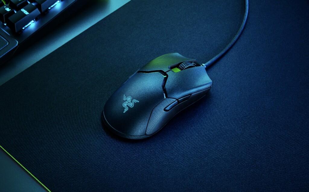 Razer Viper 8K, con una tasa de sondeo de 8.000 Hz, afirma ser el ratón más veloz del mundo