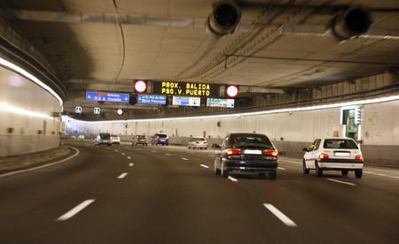 Madrid Tunel M 30