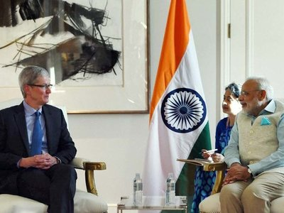 India está dispuesta a cambiar sus leyes para que Apple fabrique los iPhone allí, pero nada de tratos preferenciales