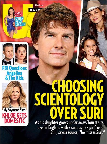 Tom Cruise, ¡sorpresa!