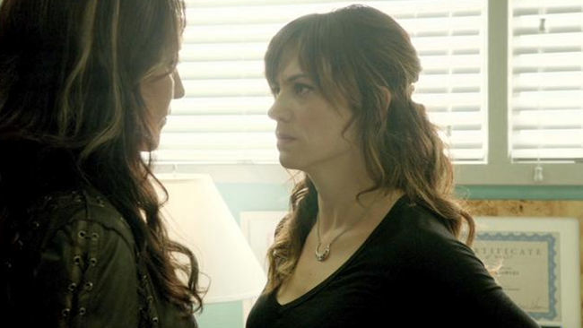 Sons of Anarchy - Tara y Gemma
