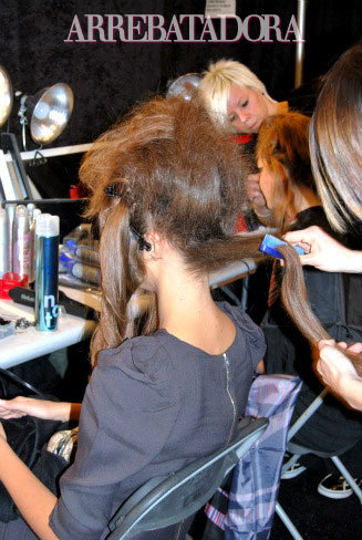 Foto de Maquillaje de Pasarela: Toni Francesc en la Semana de la Moda de Nueva York 2 (2/24)