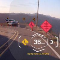 BMW presenta el casco del futuro