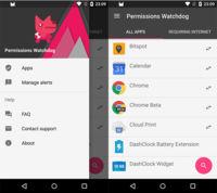 Permissions Watchdog es la aplicación que le falta a Android M para la gestión de permisos