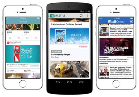 Audience Network: Facebook lleva su publicidad a aplicaciones móviles de terceros