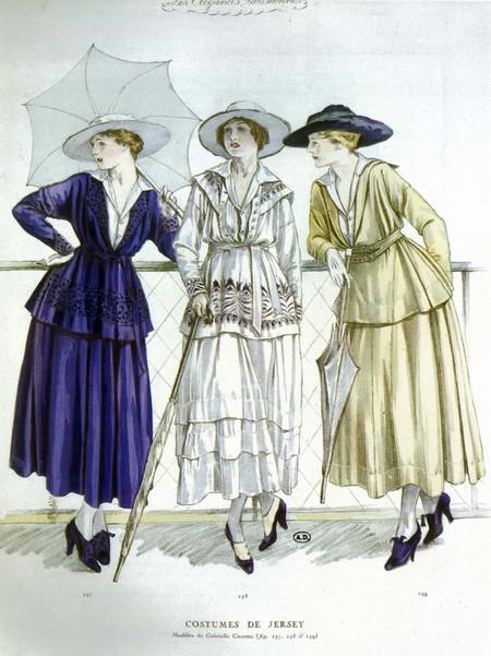 moda feminismo historia