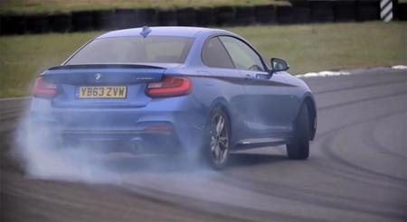 Chris Harris nos enseña a derrapar con su BMW M235i