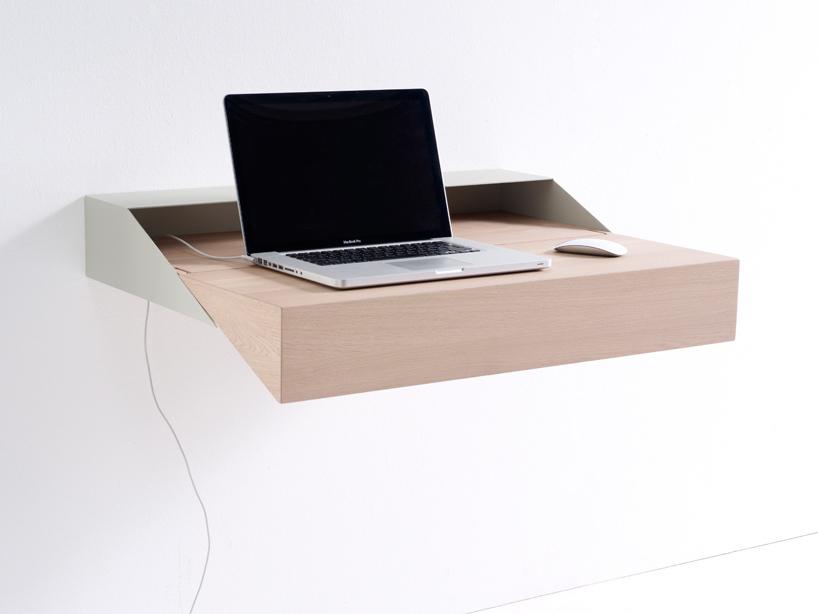 Foto de Deskbox, escritorio plegable y minimalista (6/7)