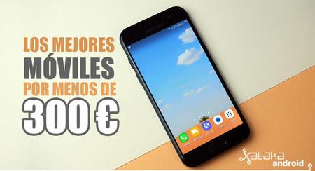 Los mejores móviles Android de julio por menos de 300 euros