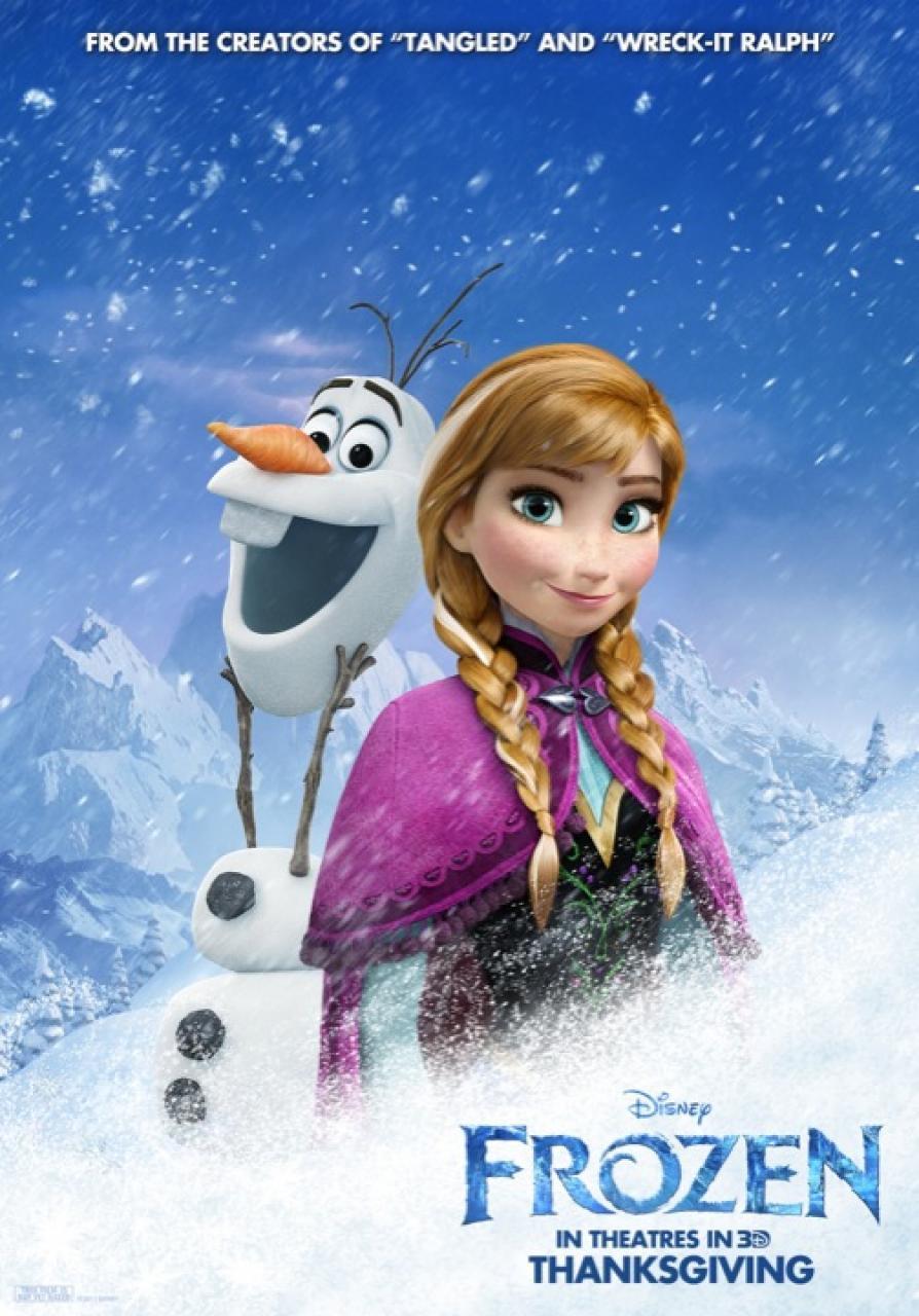 Foto de Carteles de Frozen (4/12)