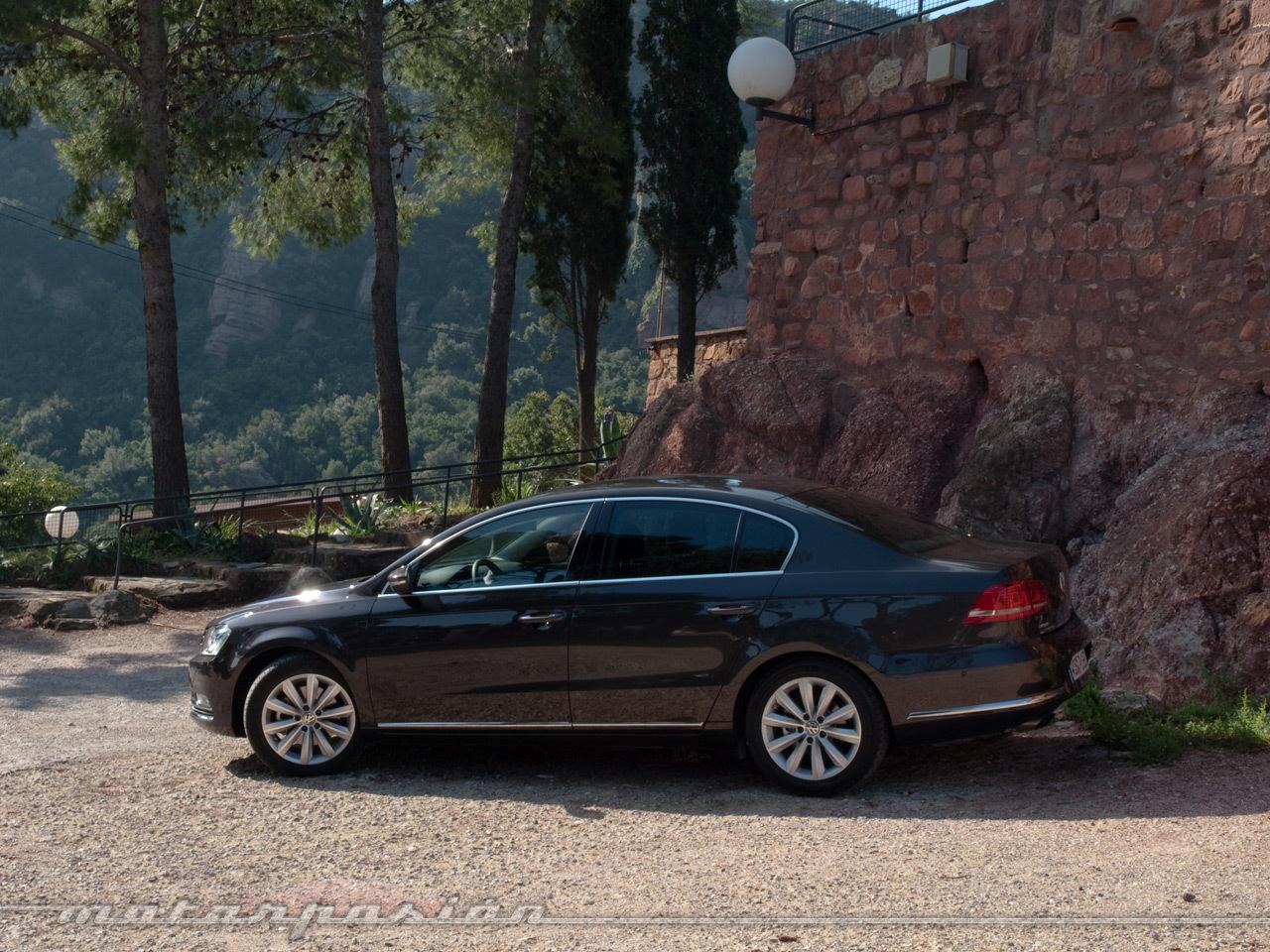 Foto de Volkswagen Passat 2011 (presentación) (7/42)