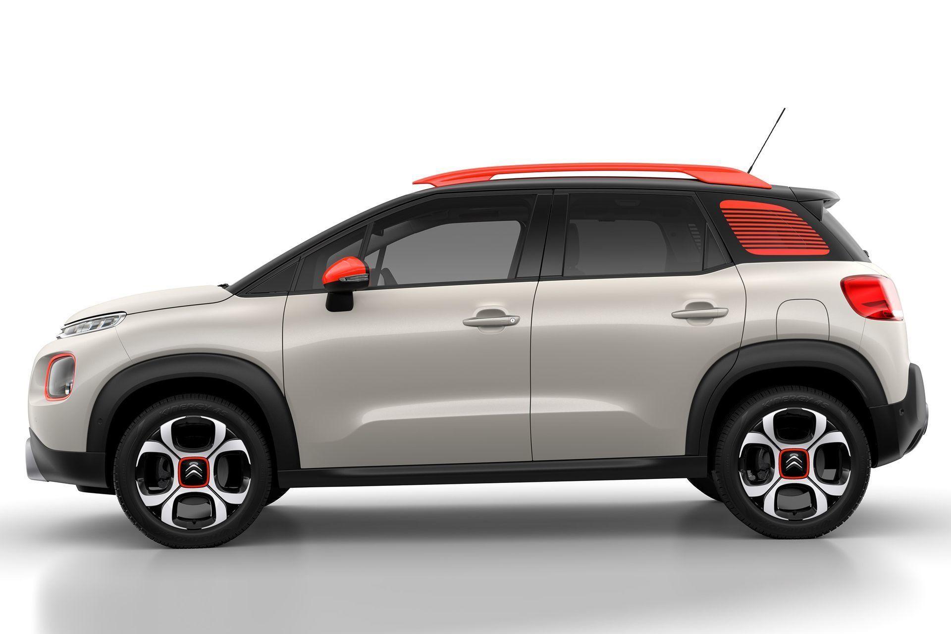 Foto de Citroën C3 Aircross (8/11)