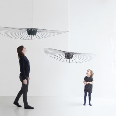 Lámpara Vértigo, todo un clásico contemporáneo. Once estancias inspiradoras