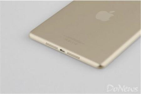 ¿Será el iPad mini el próximo en ofrecer un modelo dorado?