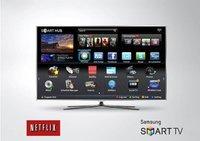 Netflix ya disponible en televisiones Samsung Smart TV Serie 6 en México