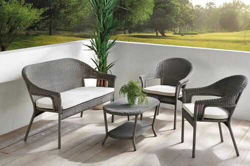 Hasta 50% de descuento en muebles de terraza y jardín en El Corte Inglés con posibilidad de financiación gratis por 12 meses