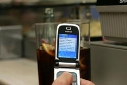 Vodafone prueba la firma con el móvil