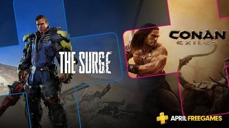 'The Surge' y 'Conan Exiles' son los juegos gratuitos de PlayStation Plus para abril en México