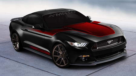 Mrt Mustang 1