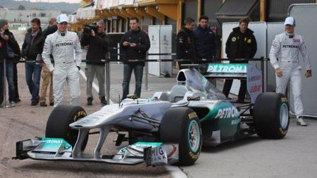 Mercedes GP MGP W02, segunda oportunidad para Ross Brawn