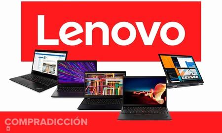 11 ofertas en portátiles profesionales Lenovo por el Día de Internet