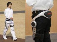 Honda presenta un dispositivo para ayudar a caminar