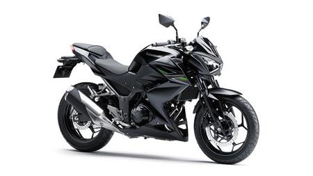 Kawasaki Z250 y Z300, la versión naked que puede llegar