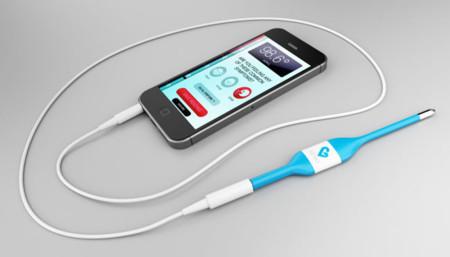 Un termómetro para tu smartphone