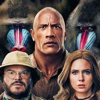 Taquilla: 'Jumanji: Siguiente nivel' acaba con el reinado de 'Frozen 2', Eastwood tropieza con 'Richard Jewell'