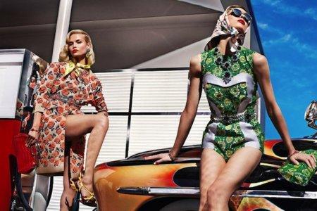 Soñando despiertas con la campaña Primavera-Verano 2012 de Prada
