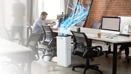 Purificadores de aire: cómo funciona el dispositivo de moda en oficinas, negocios y hogares