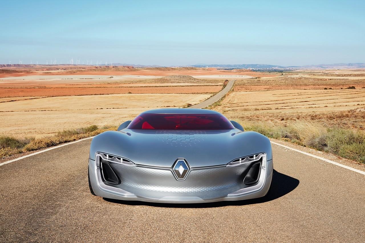Foto de Renault Trezor (9/21)