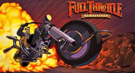 El rugir de las motos ya se escucha con el tráiler de lanzamiento de Full Throttle Remastered