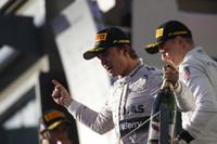"""Nico Rosberg se hace con la primera victoria de la """"nueva"""" Fórmula 1"""