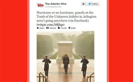 ¿Has visto esa espectacular fotografía del huracán Sandy? Pues probablemente no era real