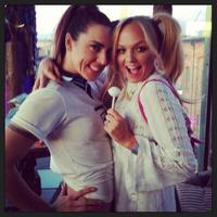 ¡Vuelven a casa por Navidad! Dos quintas partes de las Spice Girls se reúnen para cantar en Londres