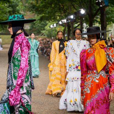 Estilo utilitario, tradición mexicana y aires victorianos: una combinación imposible que Erdem ha hecho realidad
