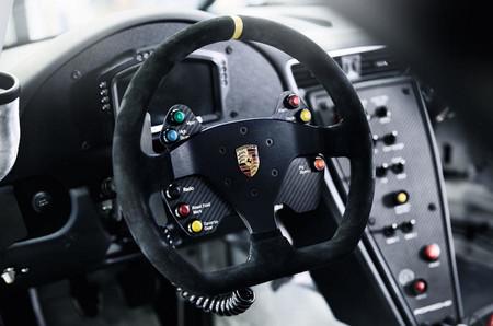 Porsche GT3 Cup Interior