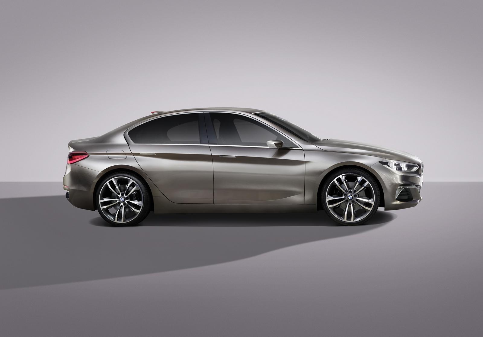 Foto de BMW Concept Compact Sedan (26/26)