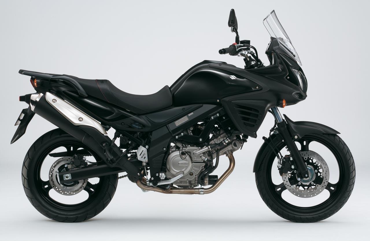 Foto de Suzuki V-Strom 650 2012, fotos de detalles y estudio (13/50)
