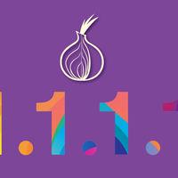 Si buscas aún más privacidad al navegar, ahora puedes usar las DNS privadas 1.1.1.1 en Tor