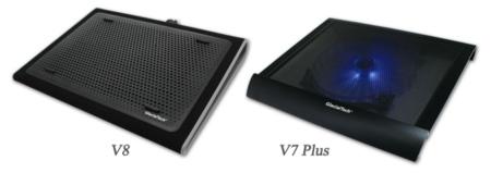 Igloo V-Shield, las nuevas bases refrigeradoras de GlacialTech