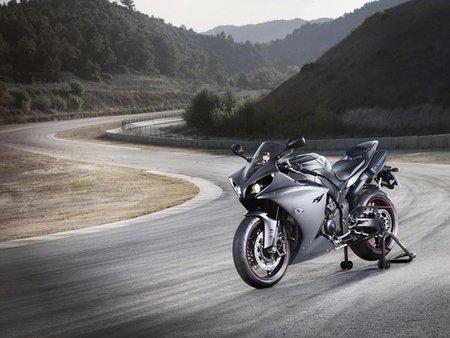 Versión mate de la Yamaha R1 2012
