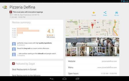 Google Maps agrega publicidad en su aplicación para iOS y Android