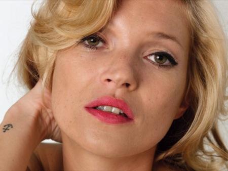 Kate Moss se desnuda para el especial primavera de New York Magazine, cara