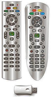 X10 RF Remote, mando para Windows Media Center