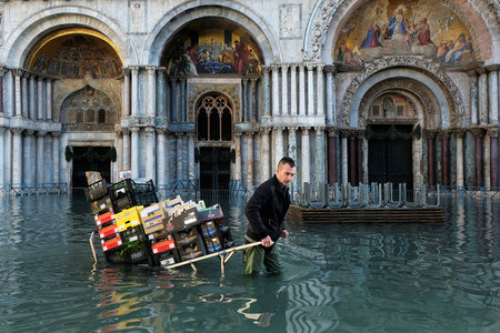 ¿Es hora de dejar que Venecia se hunda? Un argumento a favor de otra perspectiva conservacionista