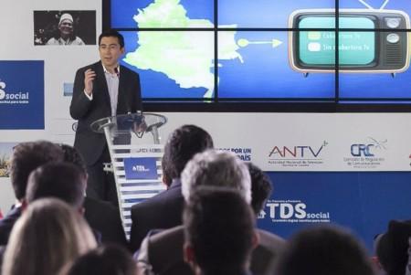 MinTic busca llevar televisión digital a cuatro millones de colombianos