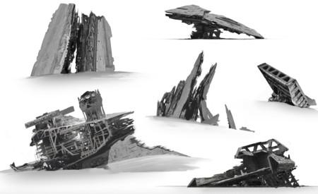 Star Wars E Vii Bocetos 9